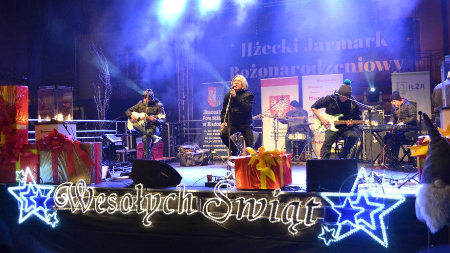 Iłżecki Rynek 14 i 15 grudnia 2019 stał się sercem całej Gminy.