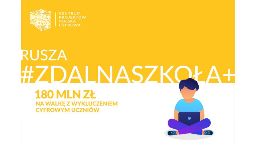 95.000 zł na laptopy dla uczniów z gminy Iłża